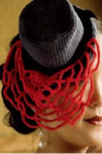 Spider Web Veil Knitting Pattern