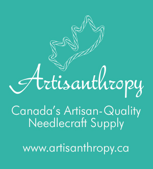 Visit Artisanthropy.ca for artisanal needlecraft supplies
